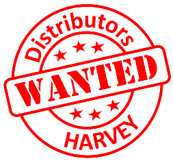 HARVEY Distributor Wanted