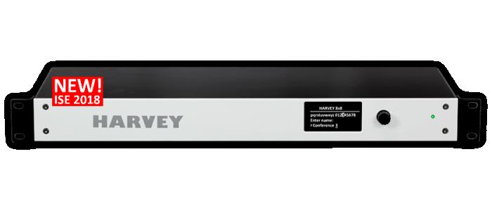 HARVEY 8x8 - Frontansicht - NEW 2018