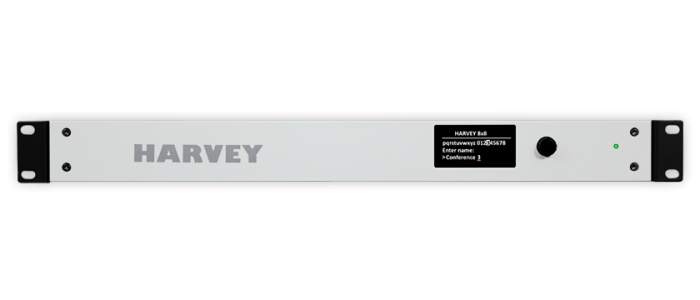 HARVEY 8x8 - front