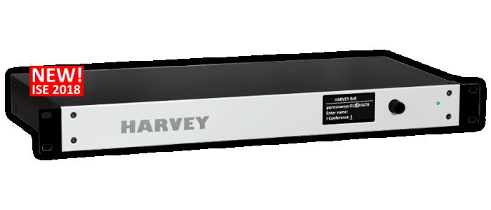 HARVEY 8x8 - Perspektivisch NEW 2018