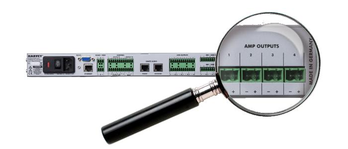 HARVEY Pro 8x8-DA-AMP4