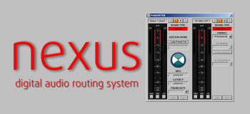 Plug-in for audio network system NEXUS