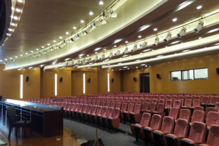 Meeting Hall of Huiyuantong Building Foshan, China